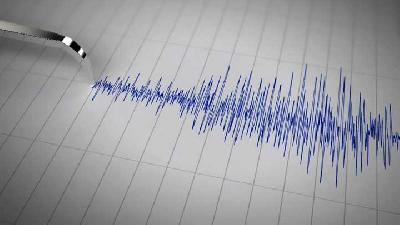 4.6 M Earthquake Jolts Banten up to Pangandaran
