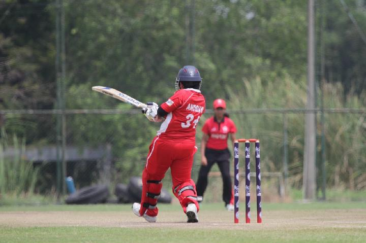 Tampilan pemain Indonesia di ASEAN Women's T20 Tournament 2018 . (foto: isitmewa)