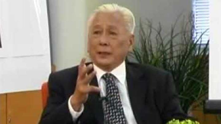 Hari Darmawan, Founder of Matahari Department Store. youtube.com