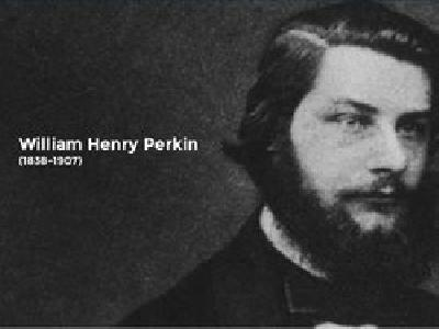Google Doodle, Sir William Henry Perkin, dan Pewarna Ungu