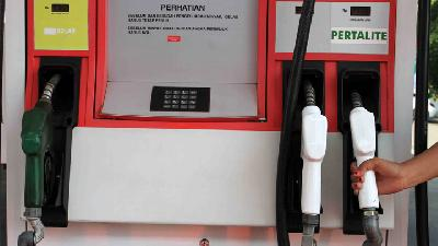 Pertamina Sells Pertalite at Lower Price