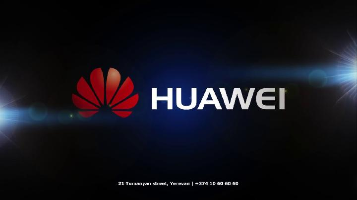 Huawei logo. Kredit: YouTube