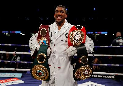 Tinju Dunia: Joshua Kontra Povetkin, 22 September di London
