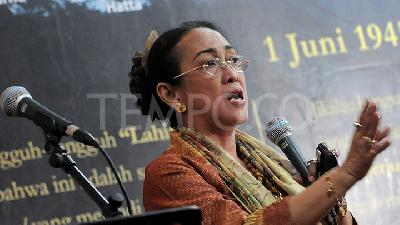 MUI Responds to Sukmawati Soekarnoputri's Alleged Blasphemy