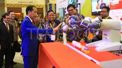 Industry Ministry Aims at Rp130tn Investments in Three Sectors