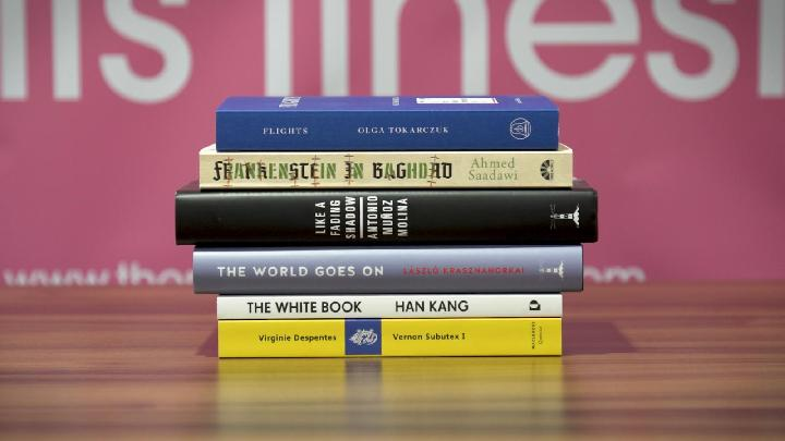 Enam nominasi The Man Booker International Prize 2018, themanbookerprize.com