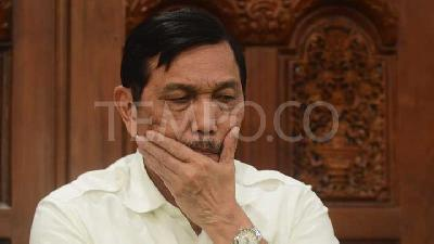 Shady News Media Subjects Luhut Pandjaitan to Hoax News