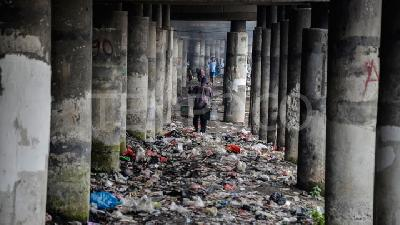 Anies Baswedan to Rejuvenate Areas under Jakarta's Overpasses
