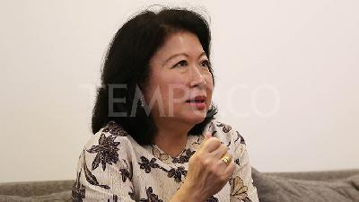 Jokowi Nominates Mari Elka Pangestu as World Bank Bigwig