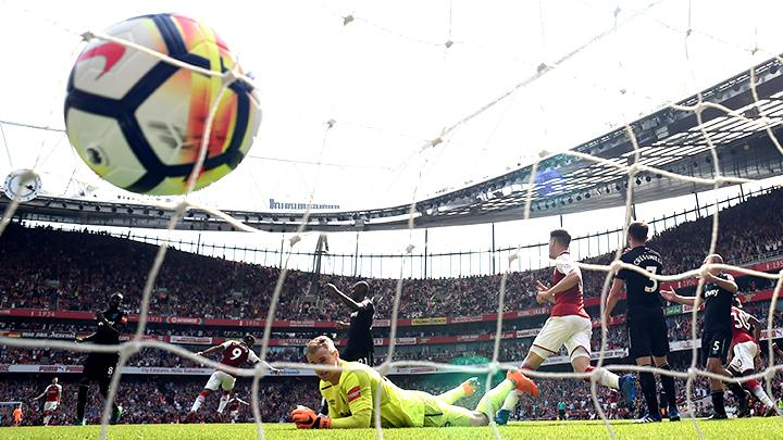 Arsenal Tekuk West Ham, 4-1