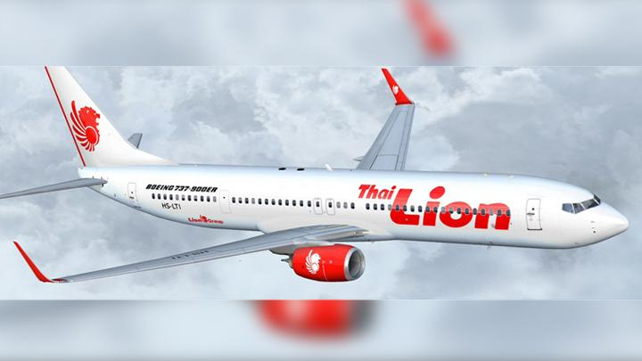 Thai Lion Air. ch-aviation.com