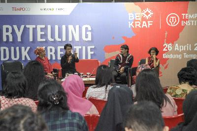 Storytelling Kian Penting di Era Digital