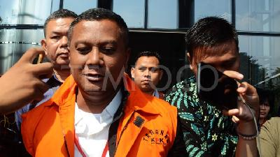 KPK Names Mojokerto Regent Suspect of Money Laundering