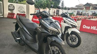 Sepekan Mengaspal di Yogya, All New Honda Vario 150 Laku 933 unit