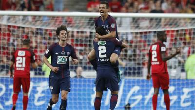 International Champions Cup 2018: PSG vs Atletico Madrid 3-2