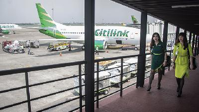 Citilink to Drop Free Baggage Allowance Starting January`s End