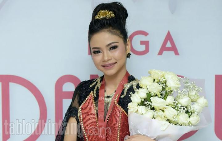Tiara Ramadhani atau Rara, runner-up Liga Dangdut Indonesia. Tabloidbintang.com