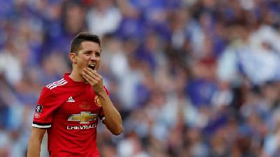 Hasil Pertandingan Brighton Vs Manchester United, 3-2