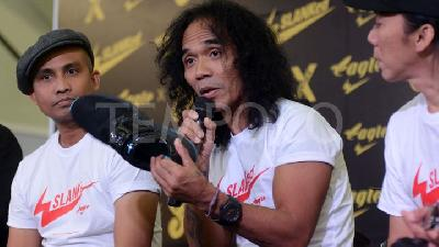 Kaka Slank Rejects RUU Permusikan, Set to Meet Anang Hermansyah