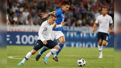 Hasil UEFA Nations League, Polandia Vs Italia 0-1