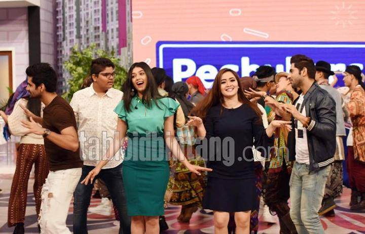 Program acara Pesbukers. Tabloidbintang.com