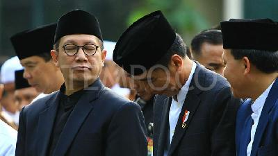 Jokowi Allows KPK to Investigate Religious Affairs Minister