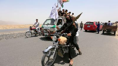 Taliban Dismiss Afghanistan`s Peace Talks Offer