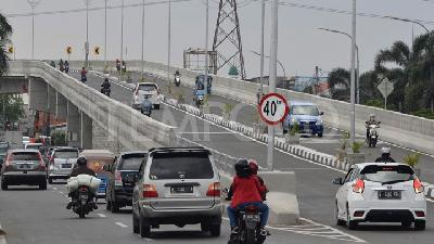 Jakarta Plans Completing Three Flyovers, One Underpass by 2020