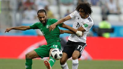 Saudi Arabia, Qatar Meet in Asian Cup Derby