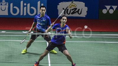 China Open 2019: Hafiz - Gloria Akui Keunggulan Wakil Thailand