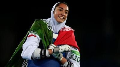 Iran's Only Female Olympic Medalist Moving to Germany: Coach