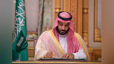 Saudi Prince Expects More than $100bn Investment in India