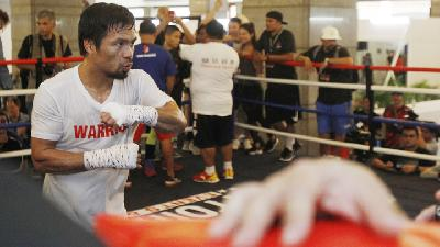 Manny Pacquiao Steps Up Game as Promoter in 1st Co-Promoted Fight