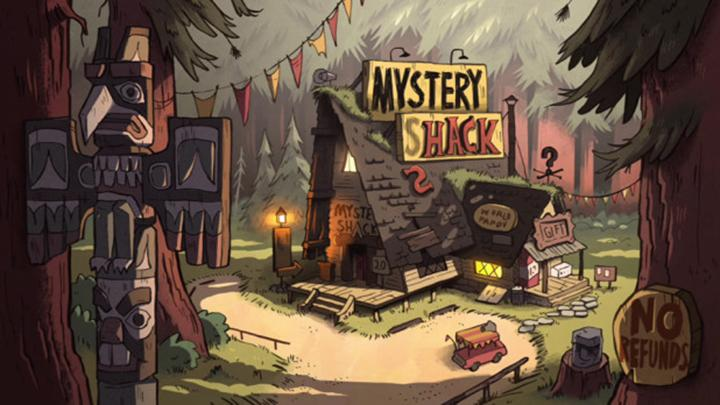 Animasi Gravity Falls. Animationmagazine.net