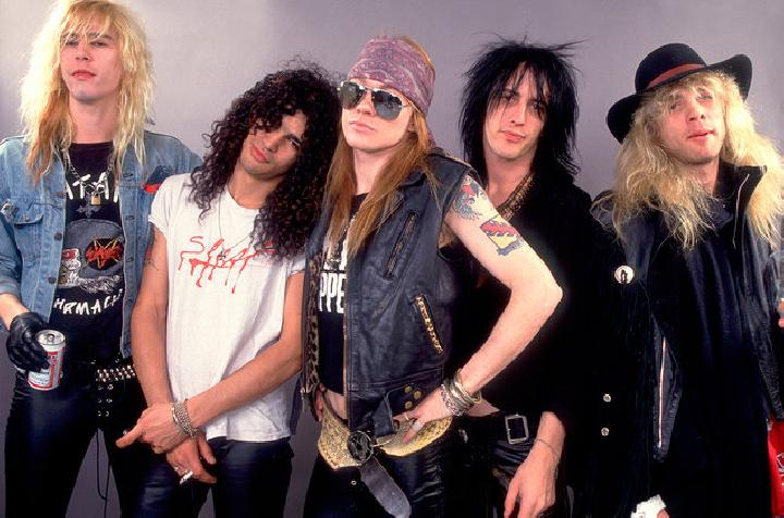 Guns N' Roses (Billboard)