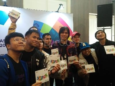 Once Terlibat di Album Asian Games 2018 : Tanggung Jawab Sosial