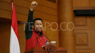KPK Re-examines Sports Minister Imam Nahrawi over KONI Graft Case