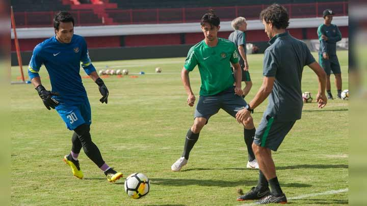 Persiapan Timnas Indonesia U-23 Menjelang Asian Games 2018