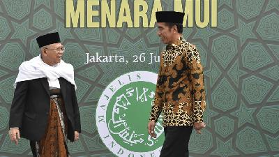 MUI: Do Not Politicize Mosque
