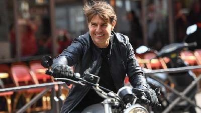 Wabah Virus Corona, Syuting Film Mission Impossible 7 Ditunda