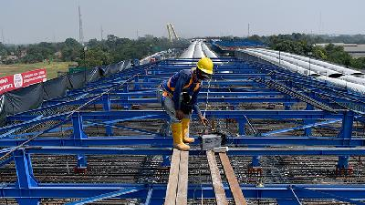 Jakarta-Cikampek Elevated Toll Road to be Completed in May 2019