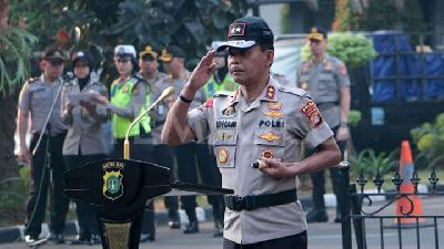 Idham Azis Replaces Tito Karnavian as Indonesian Police Chief