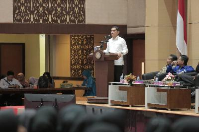 Radicalism Also Affects Police: BNPT