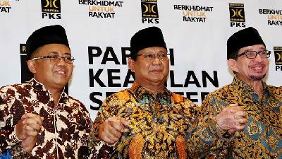 PKS Determined to Take Role as Indonesia's Opposition Party