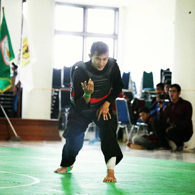 Mengenal Iqbal Chandra, Atlet Pencak Silat Asian Games 2018