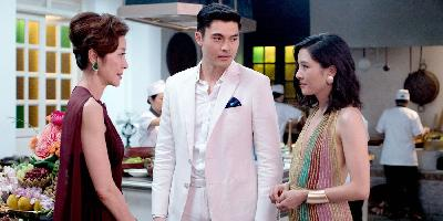 Lika Liku Crazy Rich Asians