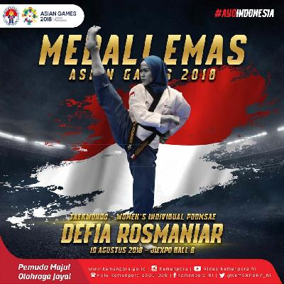 INFO Atlet Andalan Indonesia di Asian Games 2018