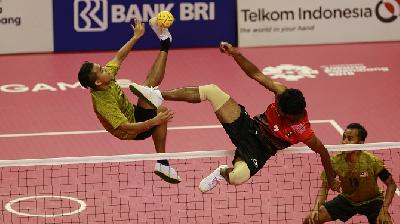 Gagal Ke Final Asian Games 2018, Tim Takraw: Kurang Kompetisi