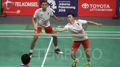Bulu Tangkis Asian Games 2018: Preview Final Indonesia Vs Cina