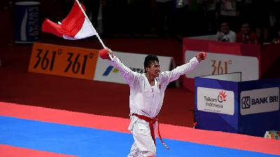 Indonesia Bags 8 Golds in SE Asian Karate Championship in Bangkok